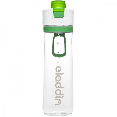 Steklenička Aladdin Active Hydration Tracker 800ml ZELENA